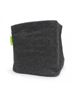 Pot Textile Propot Noir 11...