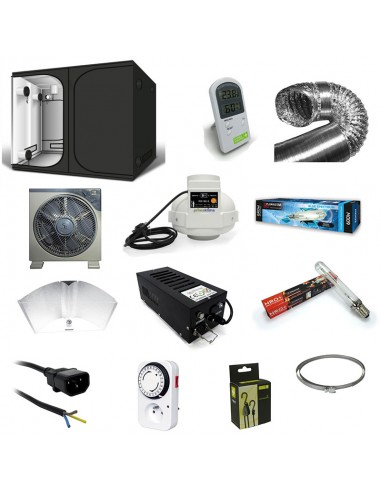 Pack Confirme 2x600w