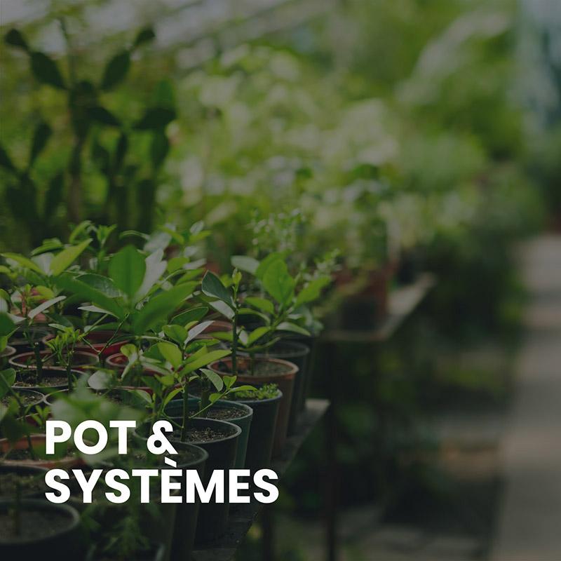 Pots & Systèmes